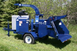 Duratech Tree Chipper